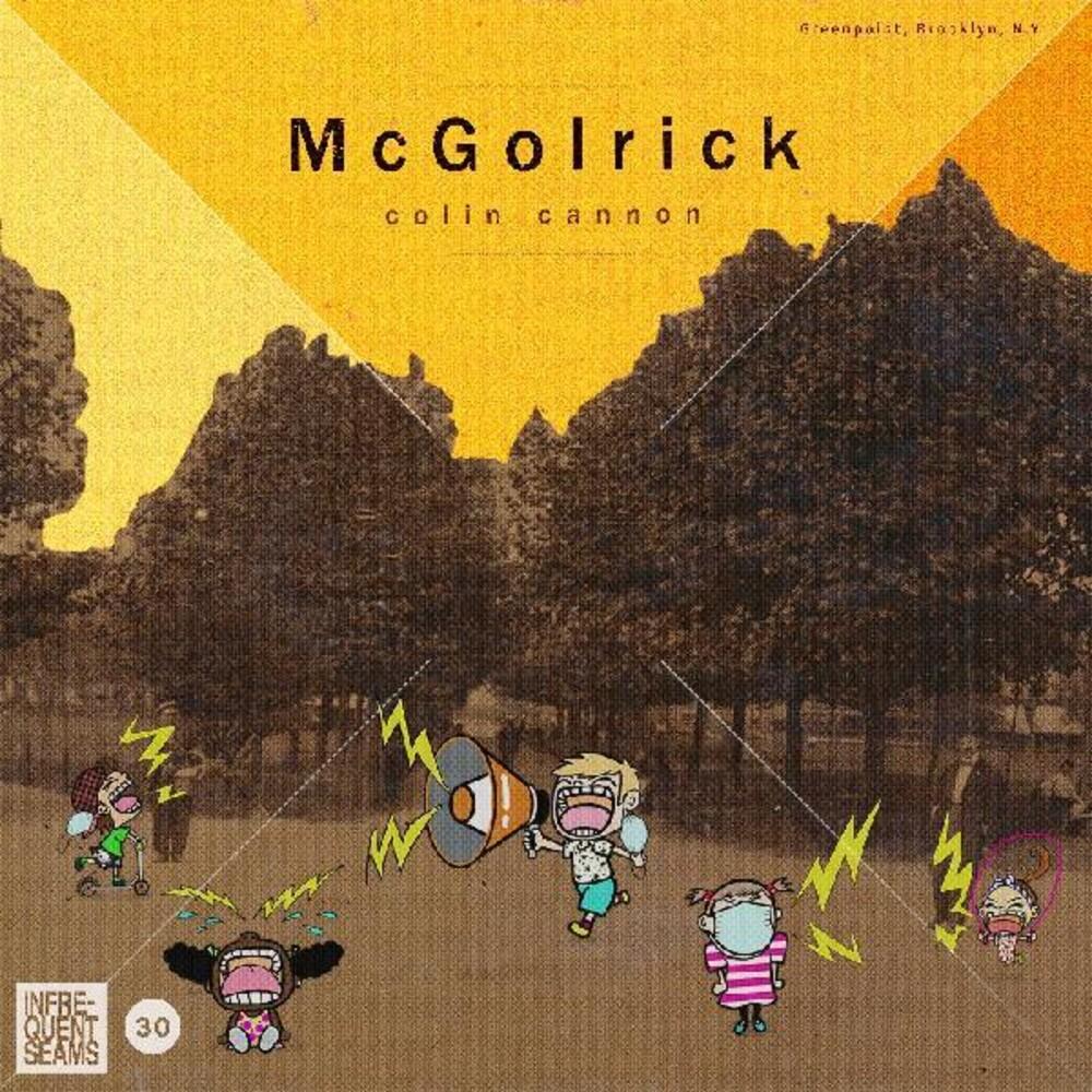 Colin Cannon - Mcgolrick