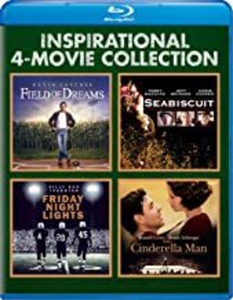 Inspirational 4-Movie Collection - Inspirational 4-Movie Collection