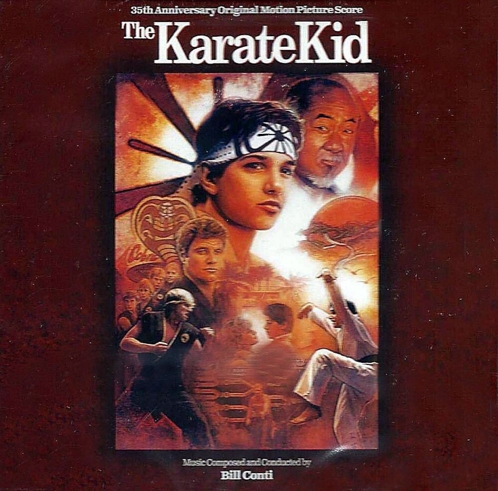 Bill Conti  (Ita) - Karate Kid: 35th Anniversary Edition / O.S.T.