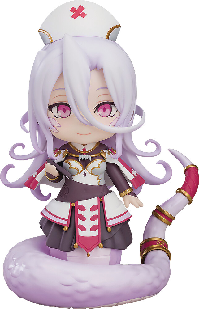 Good Smile Company - Good Smile Company - Monster Girl Doctor Saphentite Neikes NendoroidAction Figure