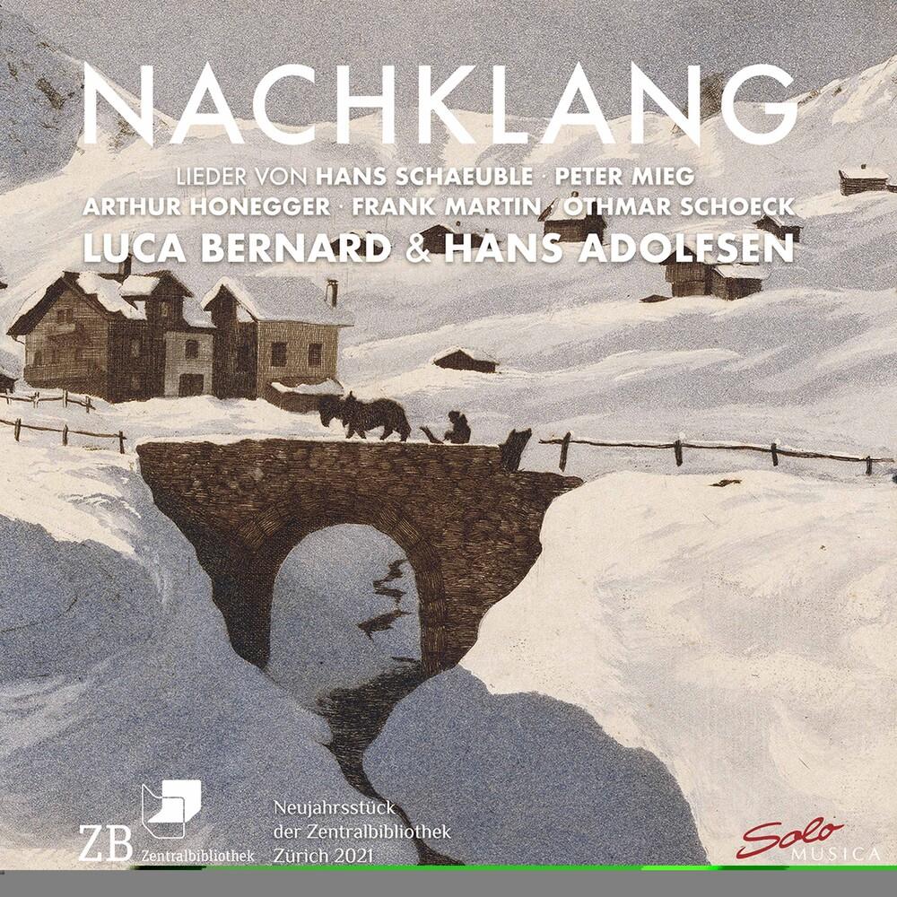 Honegger / Bernard / Adolfsen - Nachklang