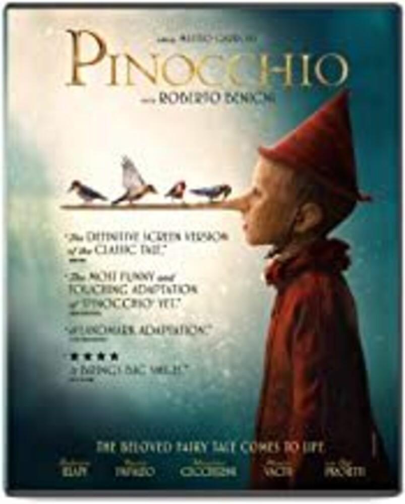 Pinocchio (2019) - Pinocchio (2019)