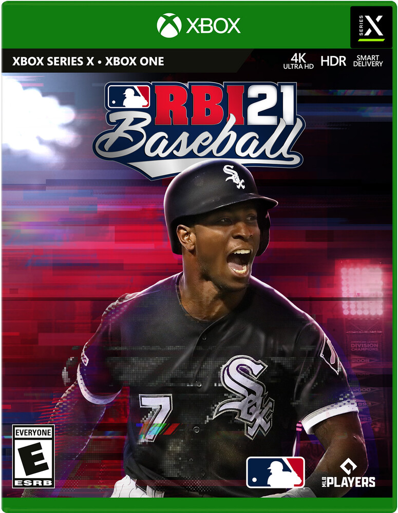 Xb1 MLB Rbi Baseball 21 - MLB RBI Baseball 21 for Xbox One
