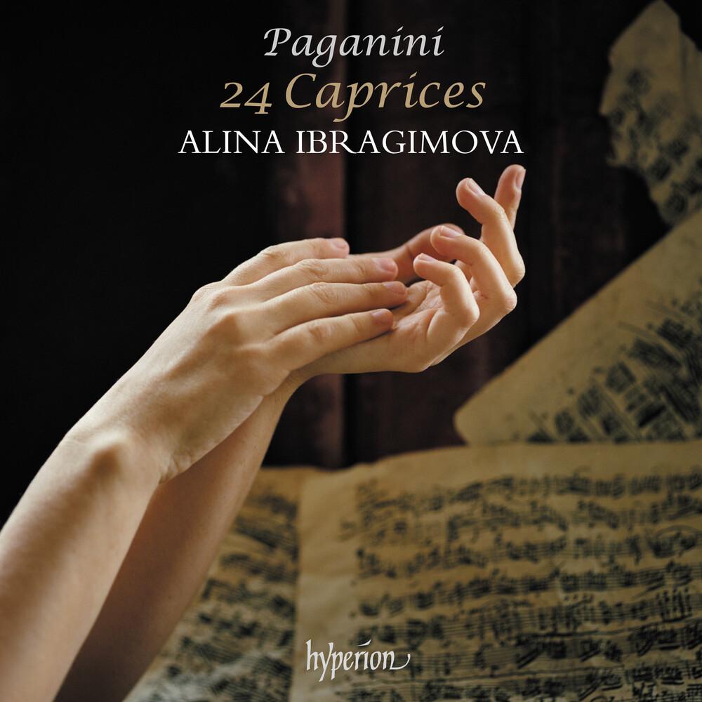 Alina Ibragimova - Paganini: 24 Caprices