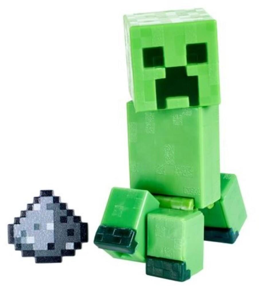 Minecraft - Mattel Collectible - Minecraft 3.25 Creeper