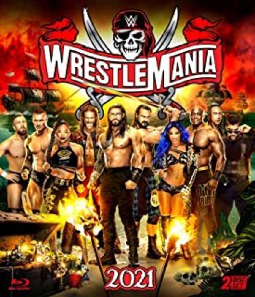 - Wwe: Wrestlemania 37 (2pc) / (2pk)