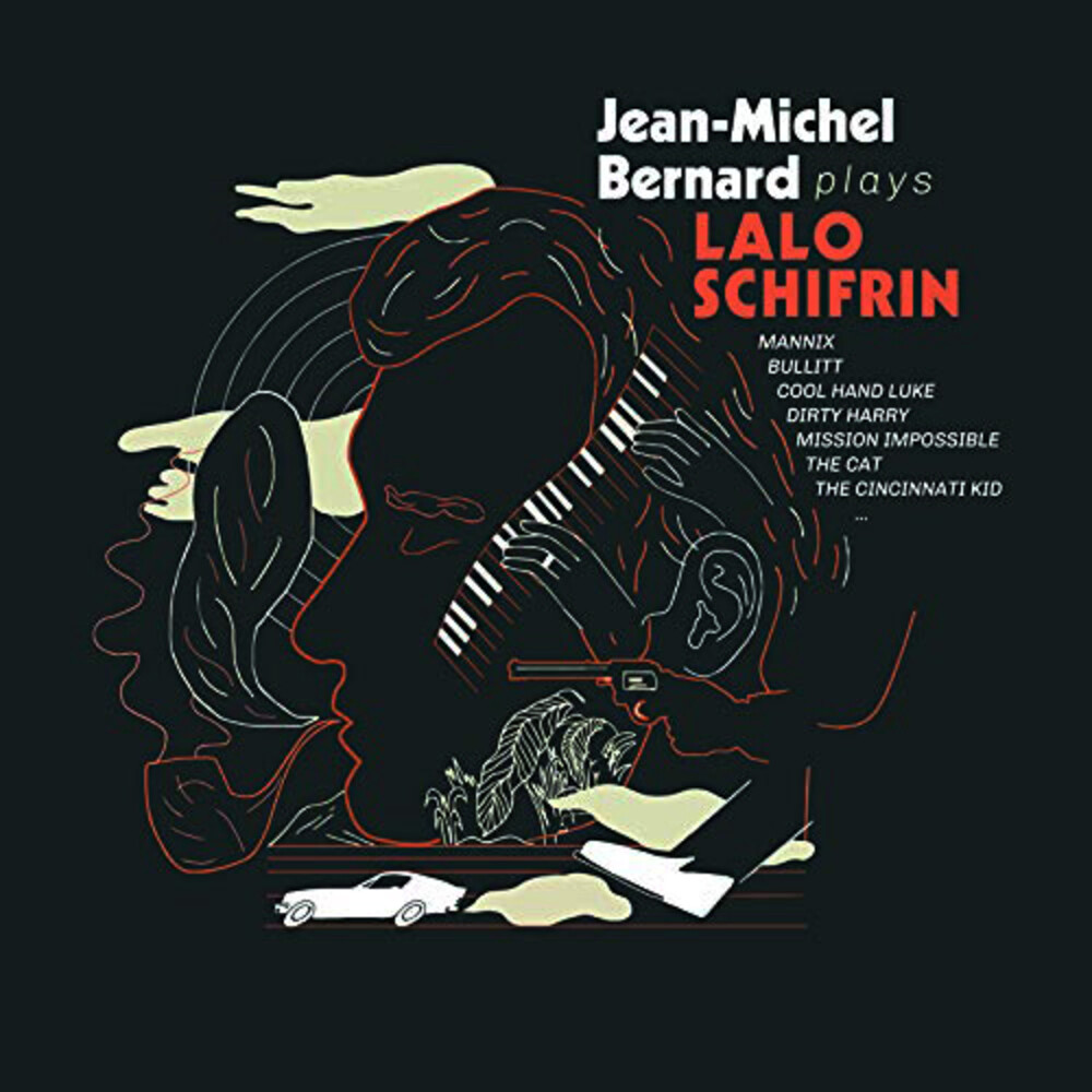 Lalo Schifrin  (Uk) - Jean Michel Bernard Plays Lalo Schifrin (Uk)