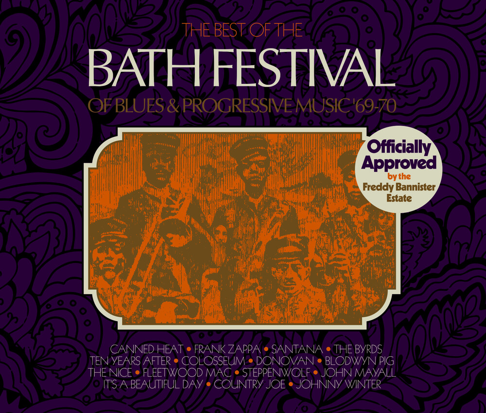 Best Of The Bath Festivals / Various - Best Of The Bath Festivals / Various