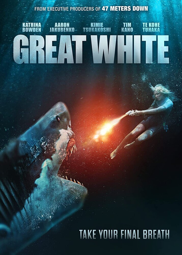 - Great White Dvd / (Sub)