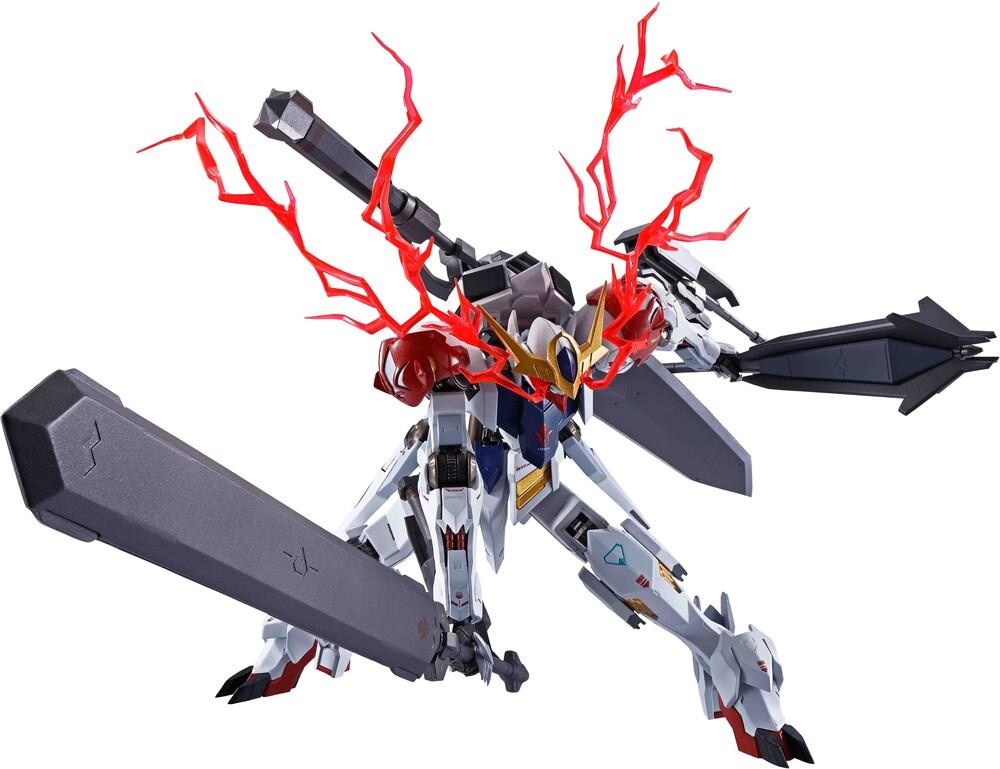 - Gundam Iron-Blooded Orphans Gundam Barbatos Lupus
