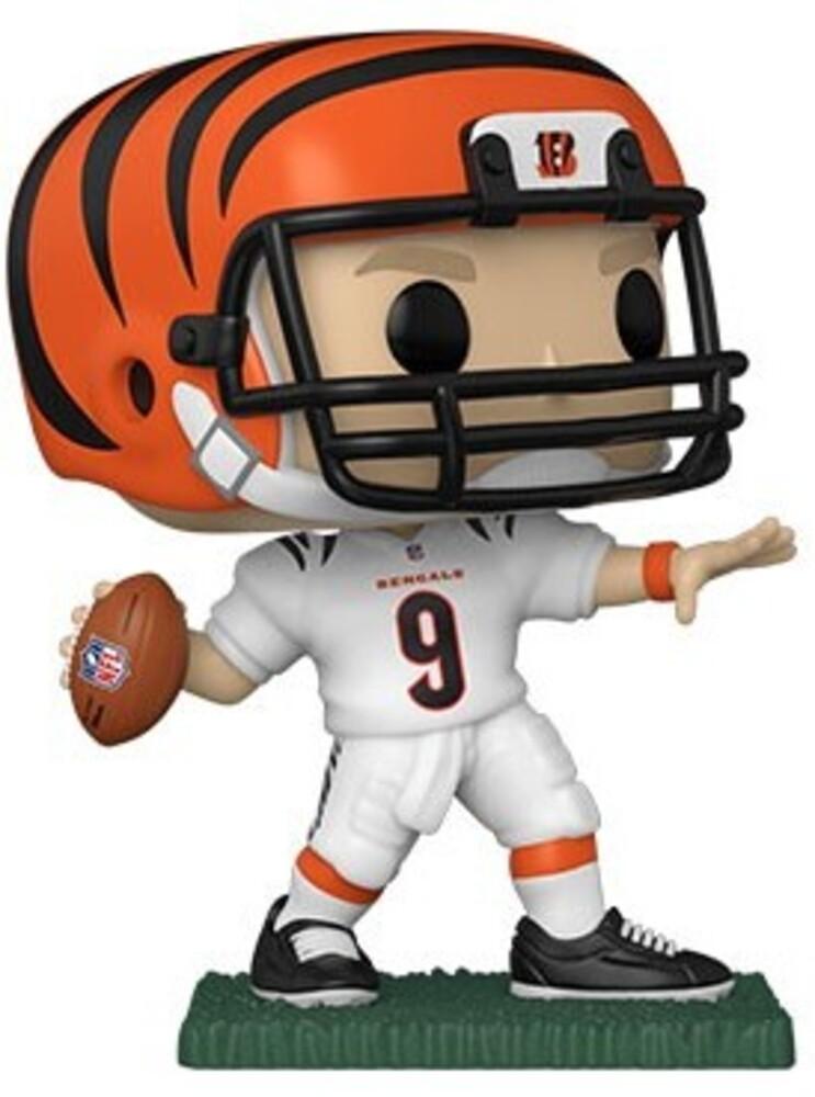 Cincinnati Bengals - Bengals- Joe Burrow (Away Uniform) (Vfig)