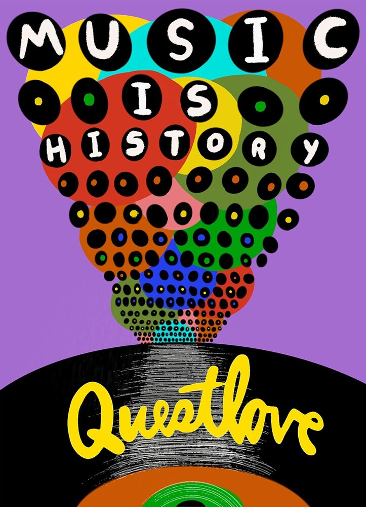 Questlove - Music Is History (Hcvr)