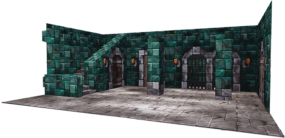 - Extreme Sets Dungeon Pop Up 1/12 Scale Diorama
