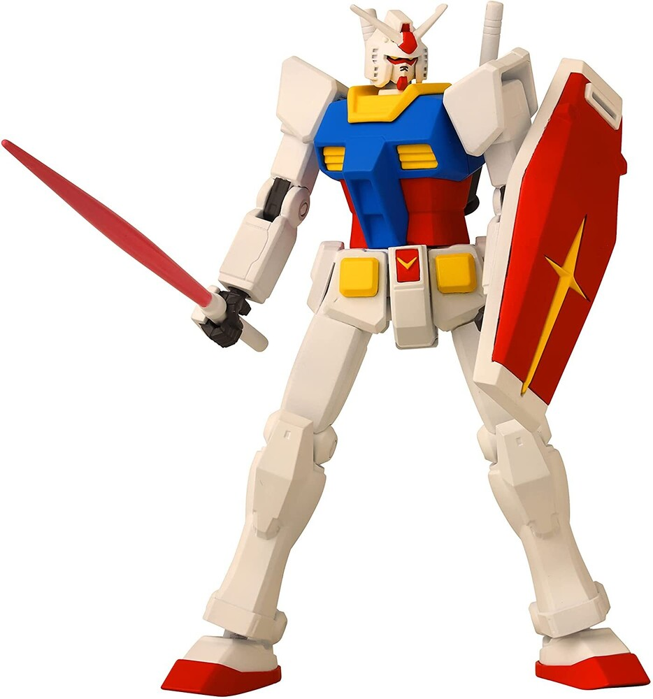 Gundam Infinity - Gundam Infinity 4.5 Rx-78-2 Gundam Action Figure