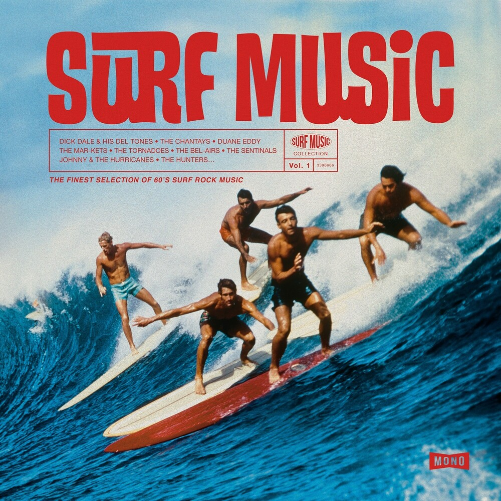 - Collection Surf Music Vol 1 / Various