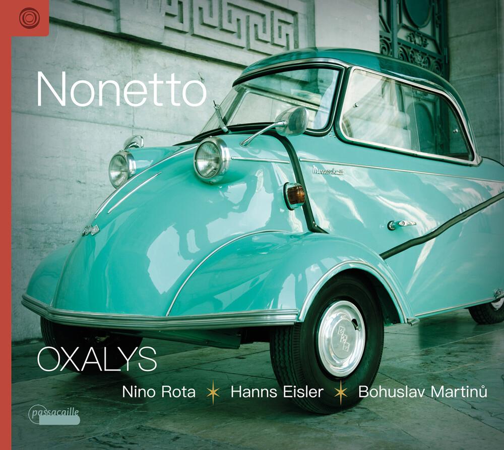 Eisler / Oxalys - Nonetto