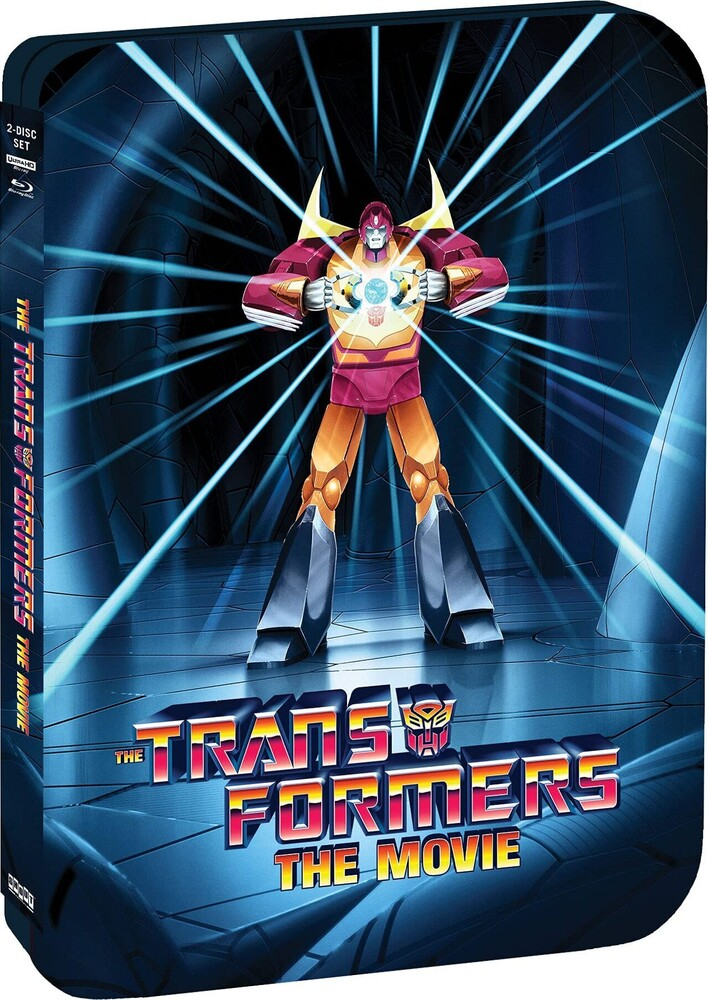 Transformers: The Movie - The Transformers: The Movie (35th Anniversary Limited Edition)