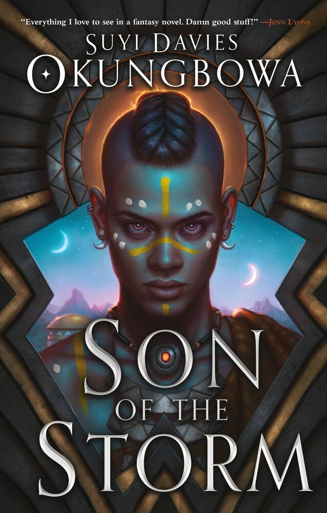 Suyi Okungbowa  Davies - Son Of The Storm (Ppbk) (Ser)