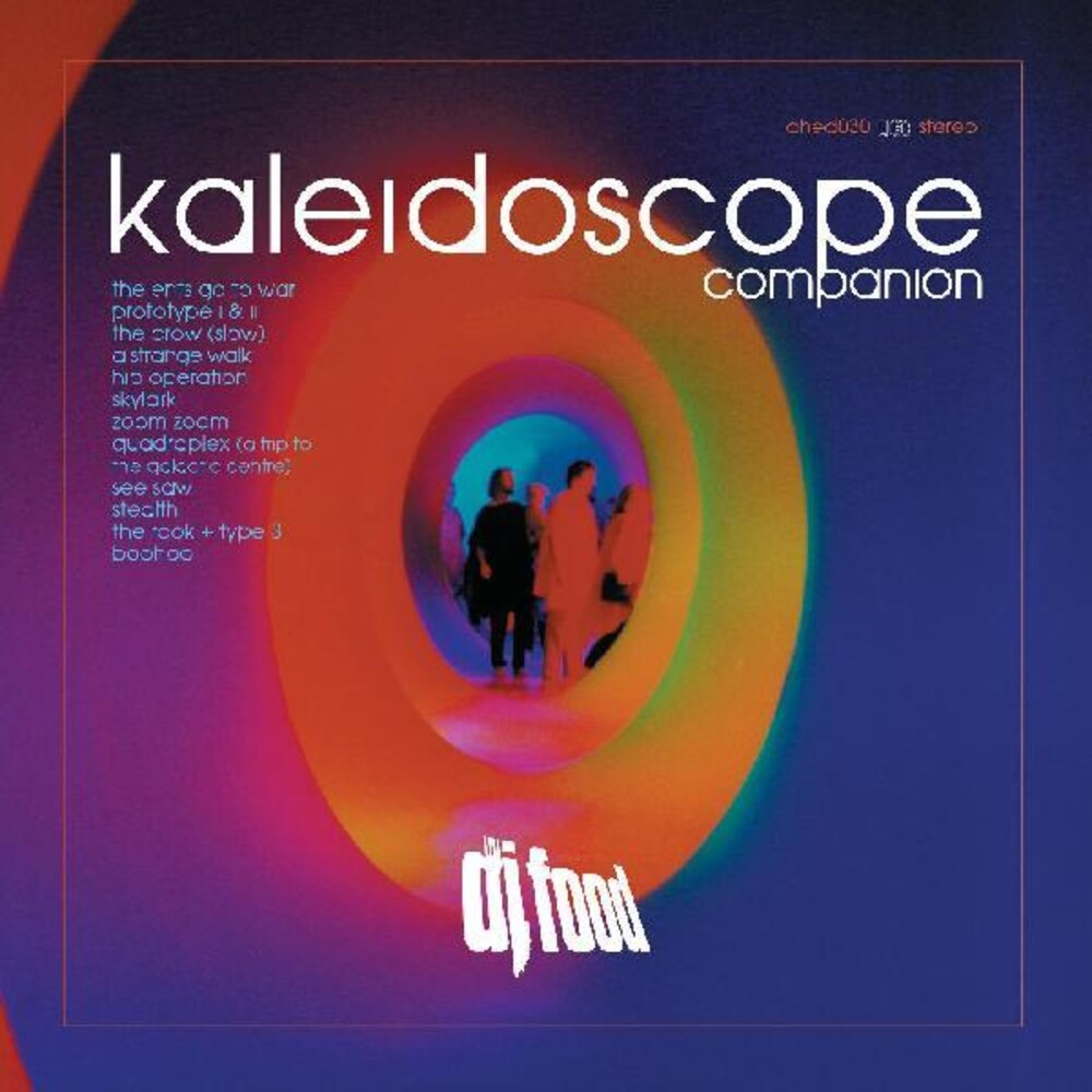 Dj Food - Kaleidoscope / Companion (Blue) [Colored Vinyl] (Ofgv)