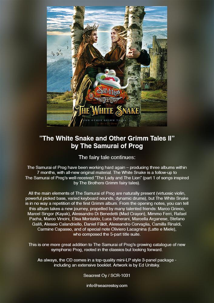 Samuraiofprog - Whitesnake (Grimm2) (Uk)