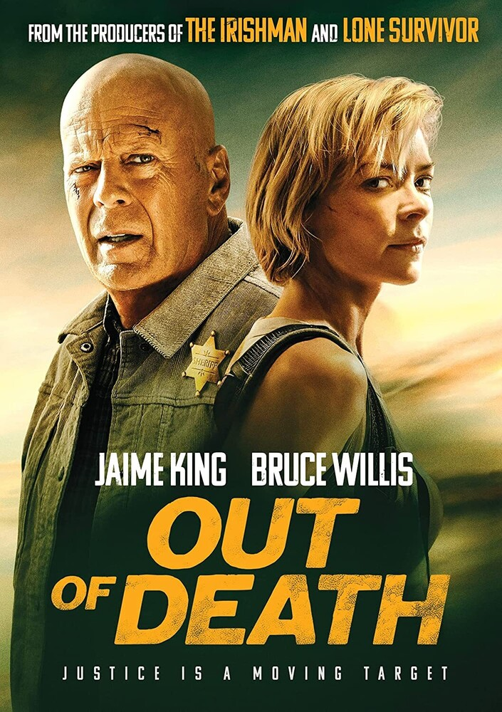 Out of Death DVD - Out Of Death Dvd