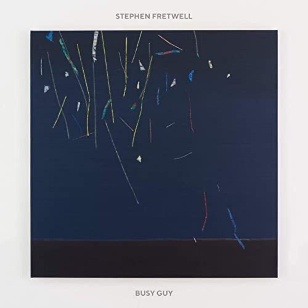 Stephen Fretwell - Busy Guy [LP]
