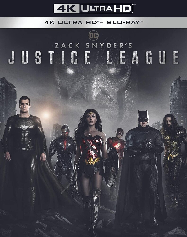 - Zack Snyder's Justice League