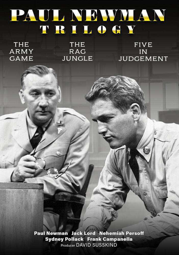 - Paul Newman Trilogy