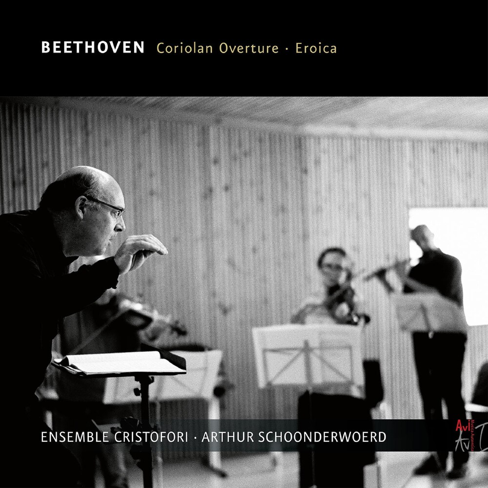 Beethoven / Ensemble Cristofori / Schoonderwoerd - Coriolan Overture 62