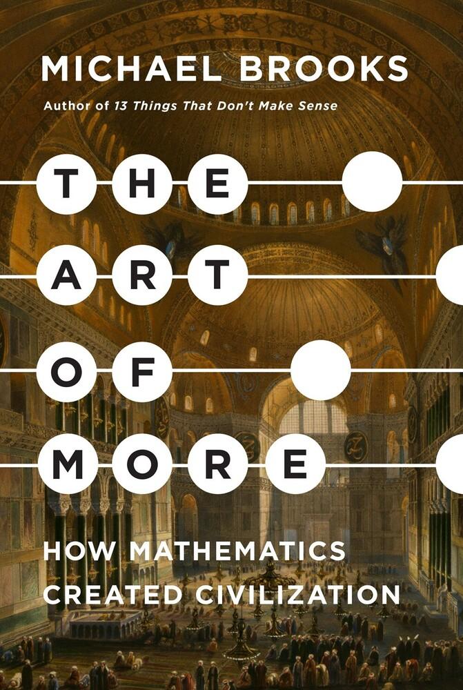 Michael Brooks - Art Of More (Hcvr)