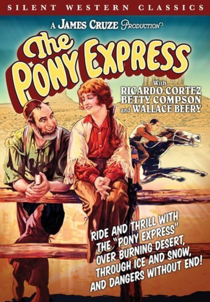 Pony Express - Pony Express (Silent) / (Mod)