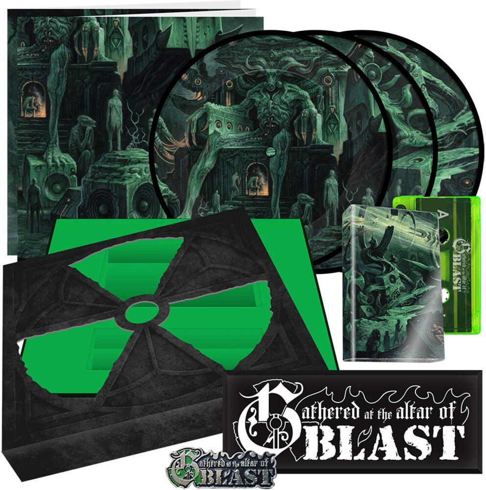 Gathered At The Altar Of Blast (7inch Box) (Ltd) - Gathered At The Altar Of Blast (7inch Box) [Limited Edition]
