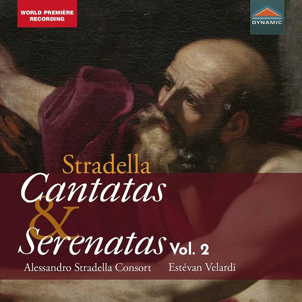 Stradella / Alessandro Stradella Consort - Cantatas & Serenatas 2