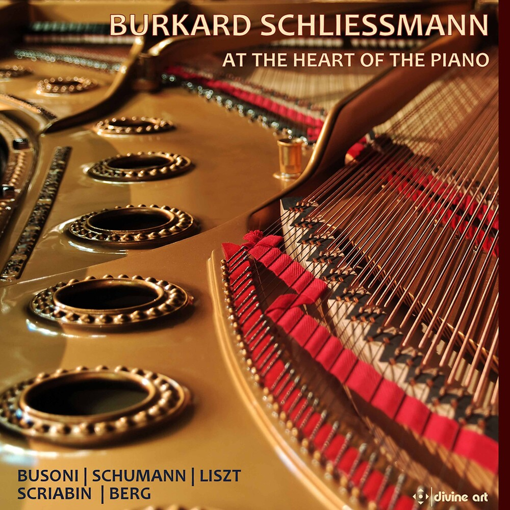 Busoni / Schliessmann - At The Heart Of The Piano (3pk)