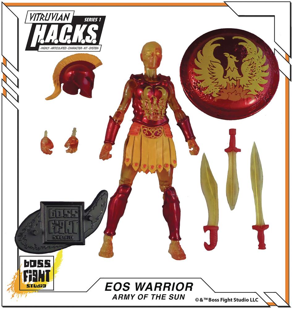 - Vitruvian Hacks Eos Warrior (Net) (Clcb) (Fig)