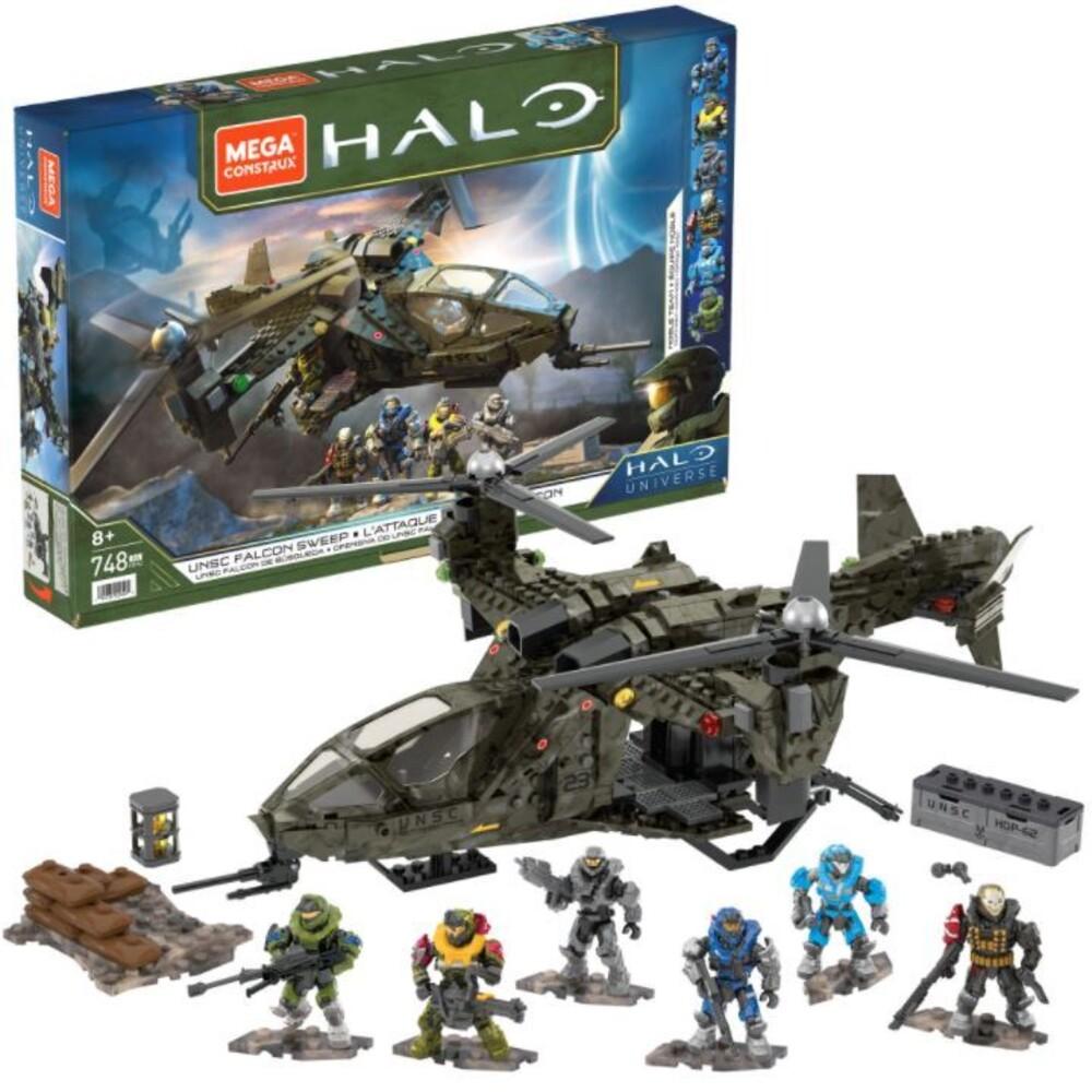 Mega Brands Halo - Halo Winter Contingency (Fig) (Brik)