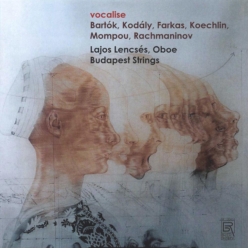 Bartok / Lajos Lencses / Budapest Strings - Vocalise