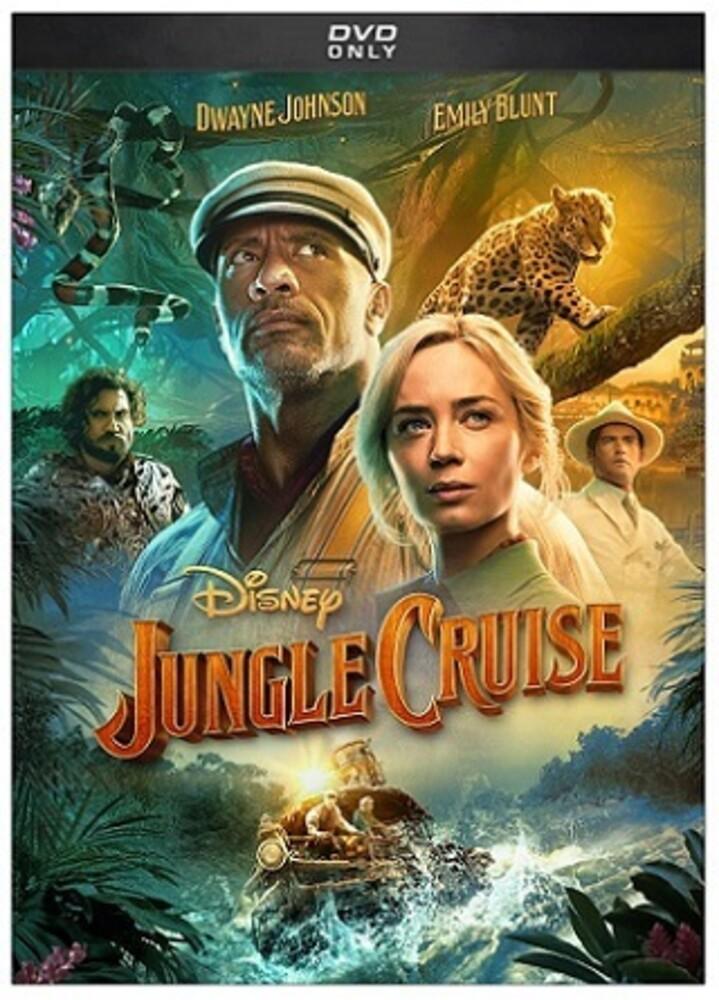 Jungle Cruise - Jungle Cruise / (Ac3 Dol Dub Sub)