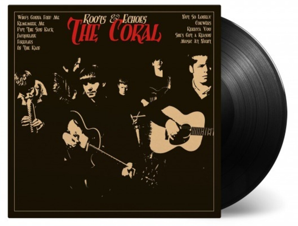 Coral - Roots & Echoes (Blk) [180 Gram] (Hol)
