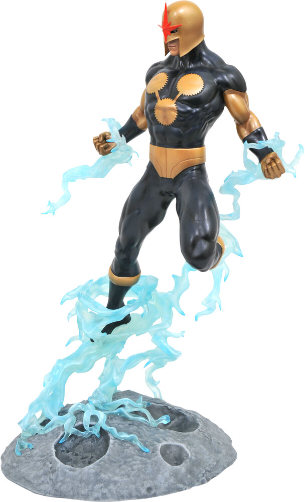 Diamond Select - Marvel Gallery Comic Nova Pvc Statue (Clcb) (Stat)