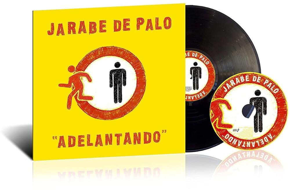 Jarabe De Palo - Adelantando (LP + CD)