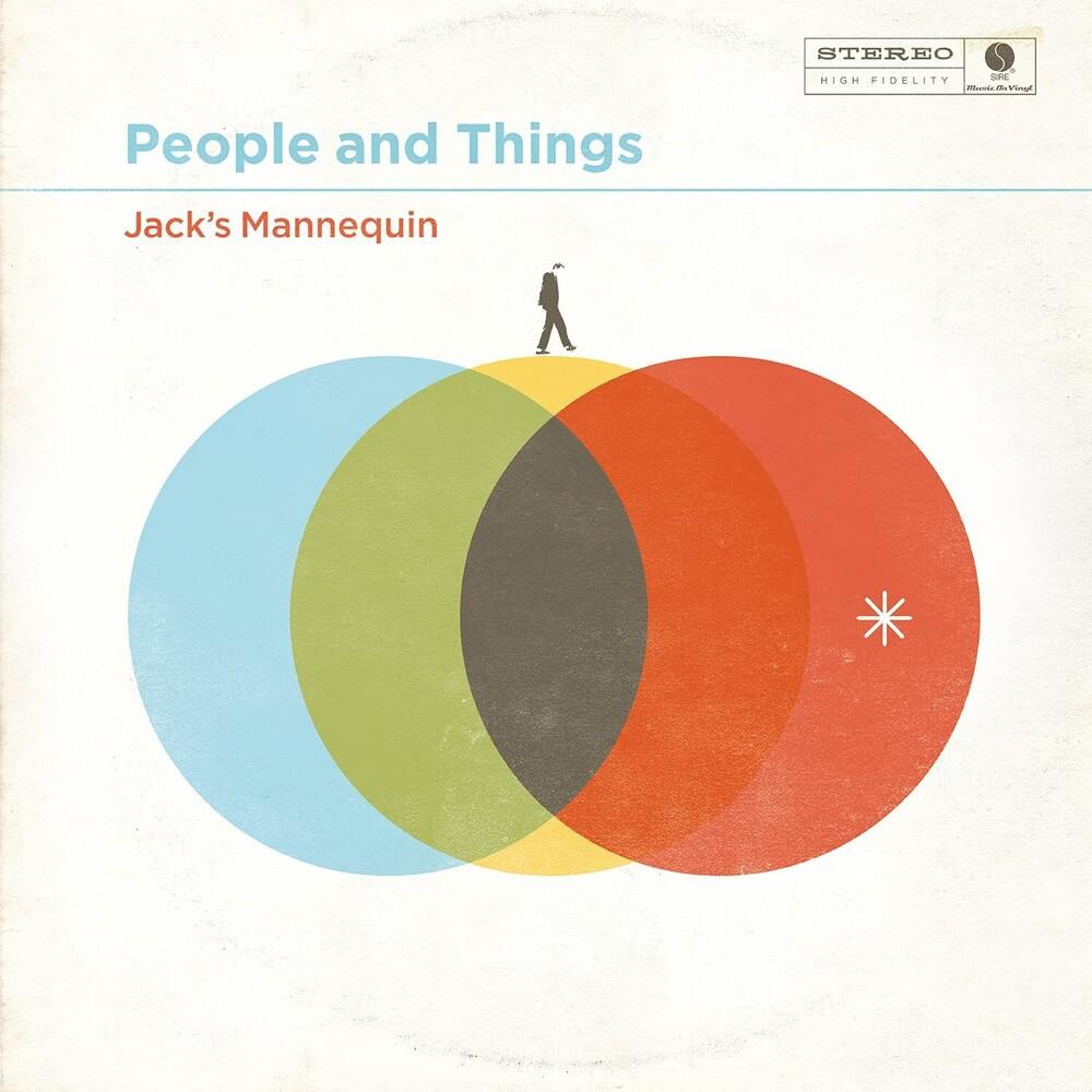 Jack's Mannequin - People & Things [180-Gram Black Vinyl]