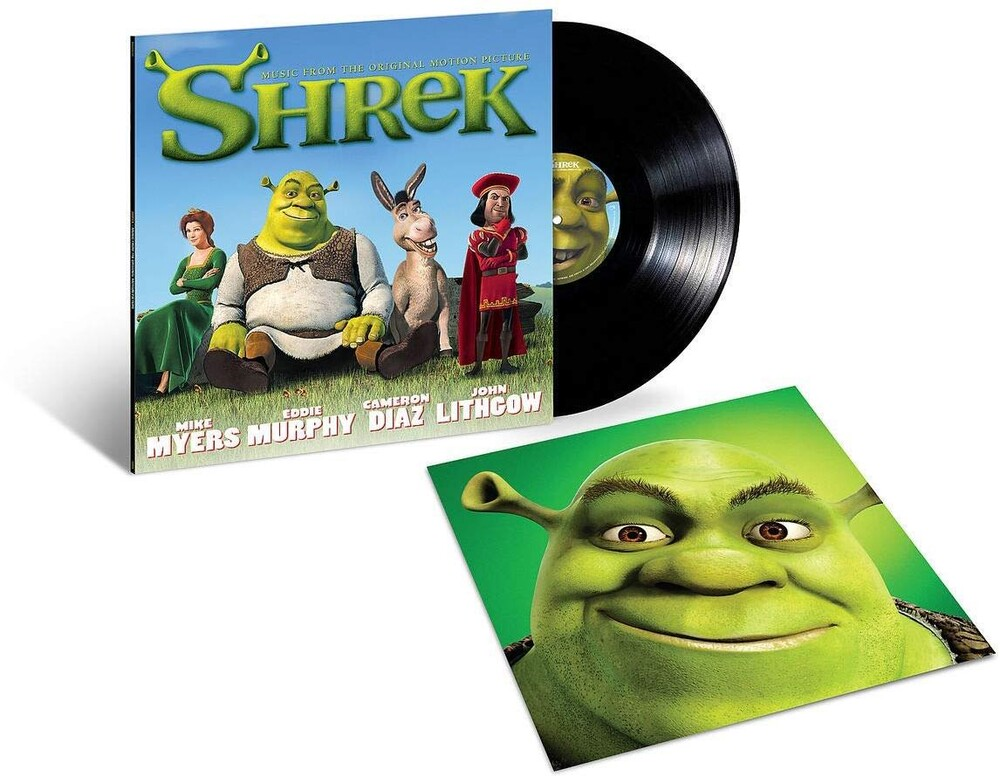 Shrek [Movie] - Shrek - Music From The Original Motion Picture [LP]