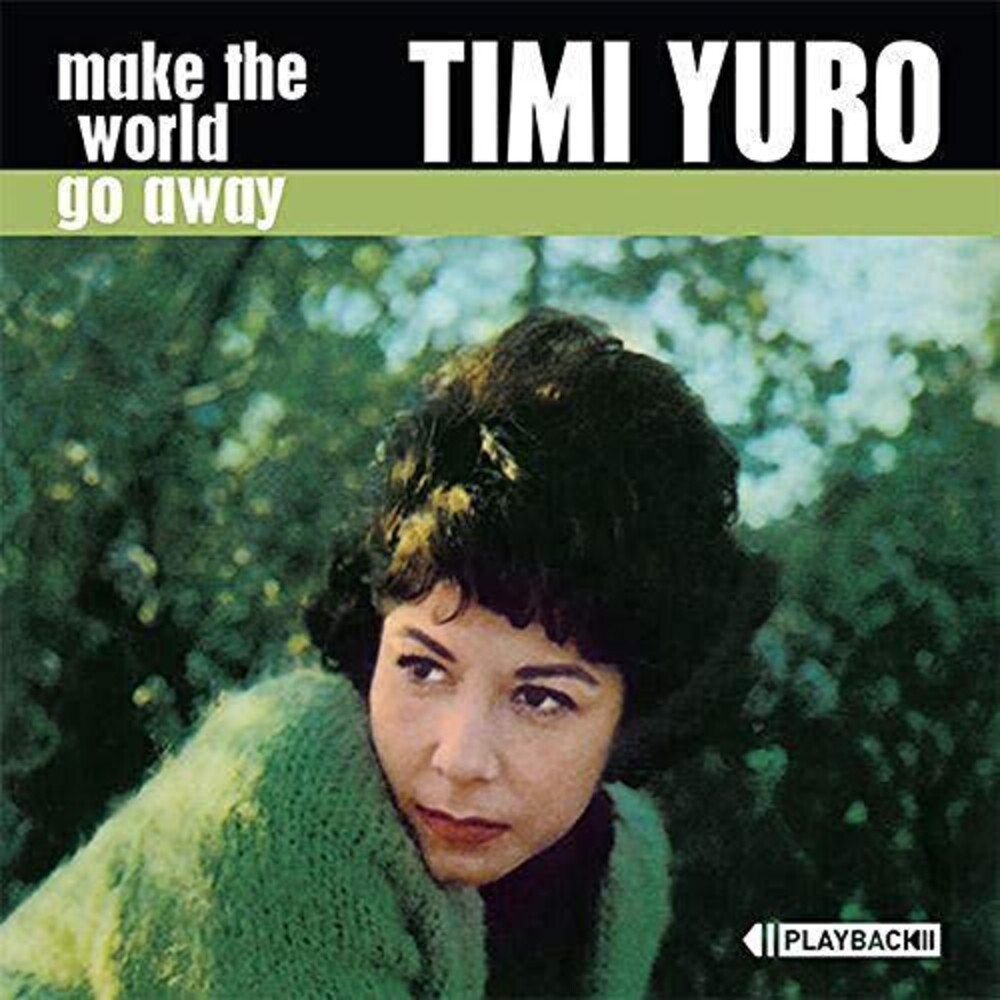 Timi Yuro - Make The World Go Away (Exp)