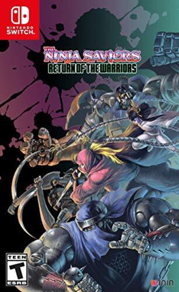 - Ninja Saviors: Return Of The Warriors