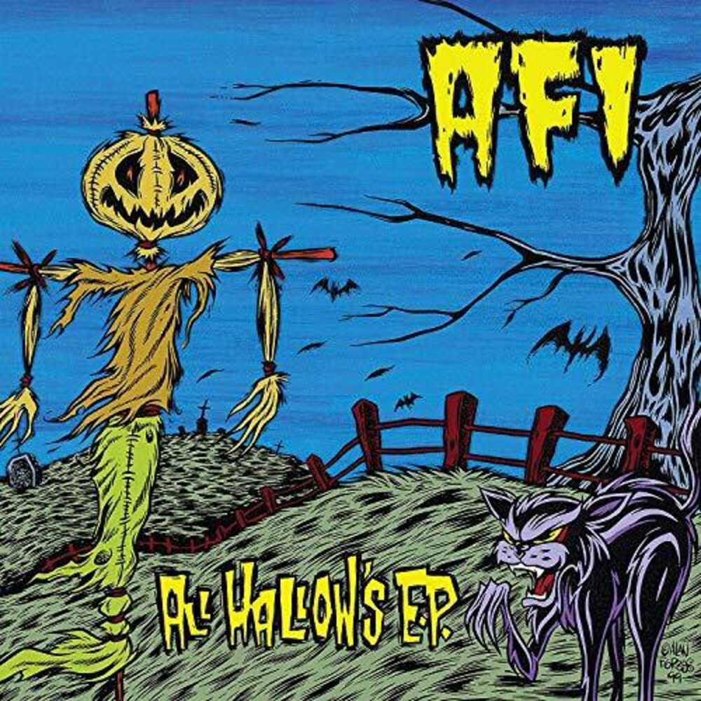 A.F.I. - All Hallows E.P. [10in Picture Disc Vinyl]