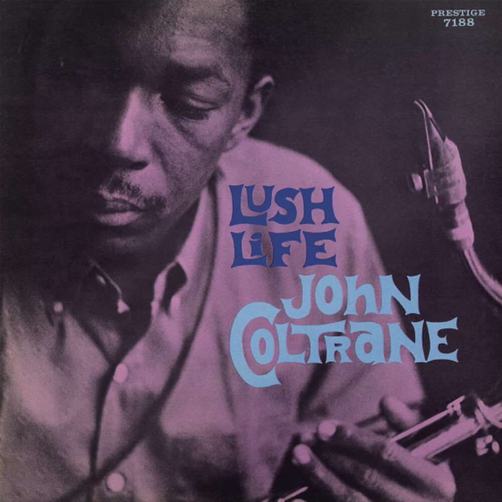 John Coltrane - Lush Life (Blue) [Colored Vinyl] [Limited Edition] [Indie Exclusive]