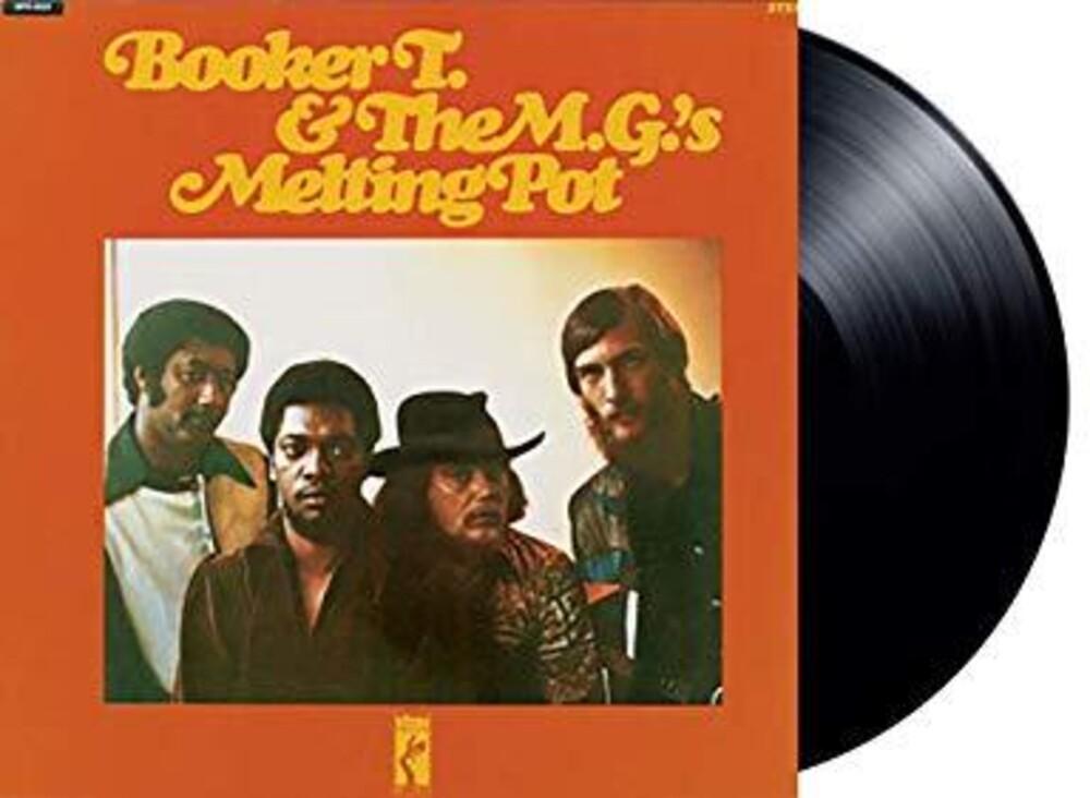 Booker T & The M.G.'s - Melting Pot [LP]