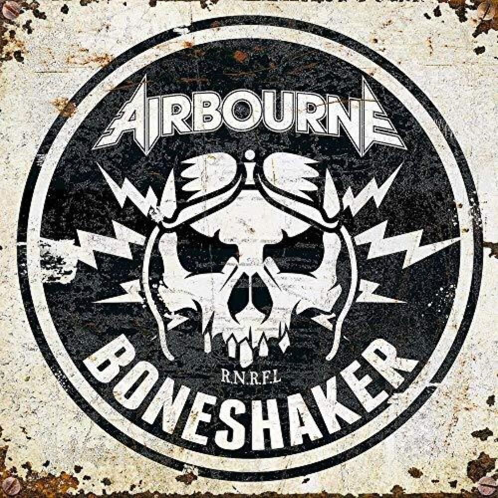 Airbourne - Boneshaker [LP]