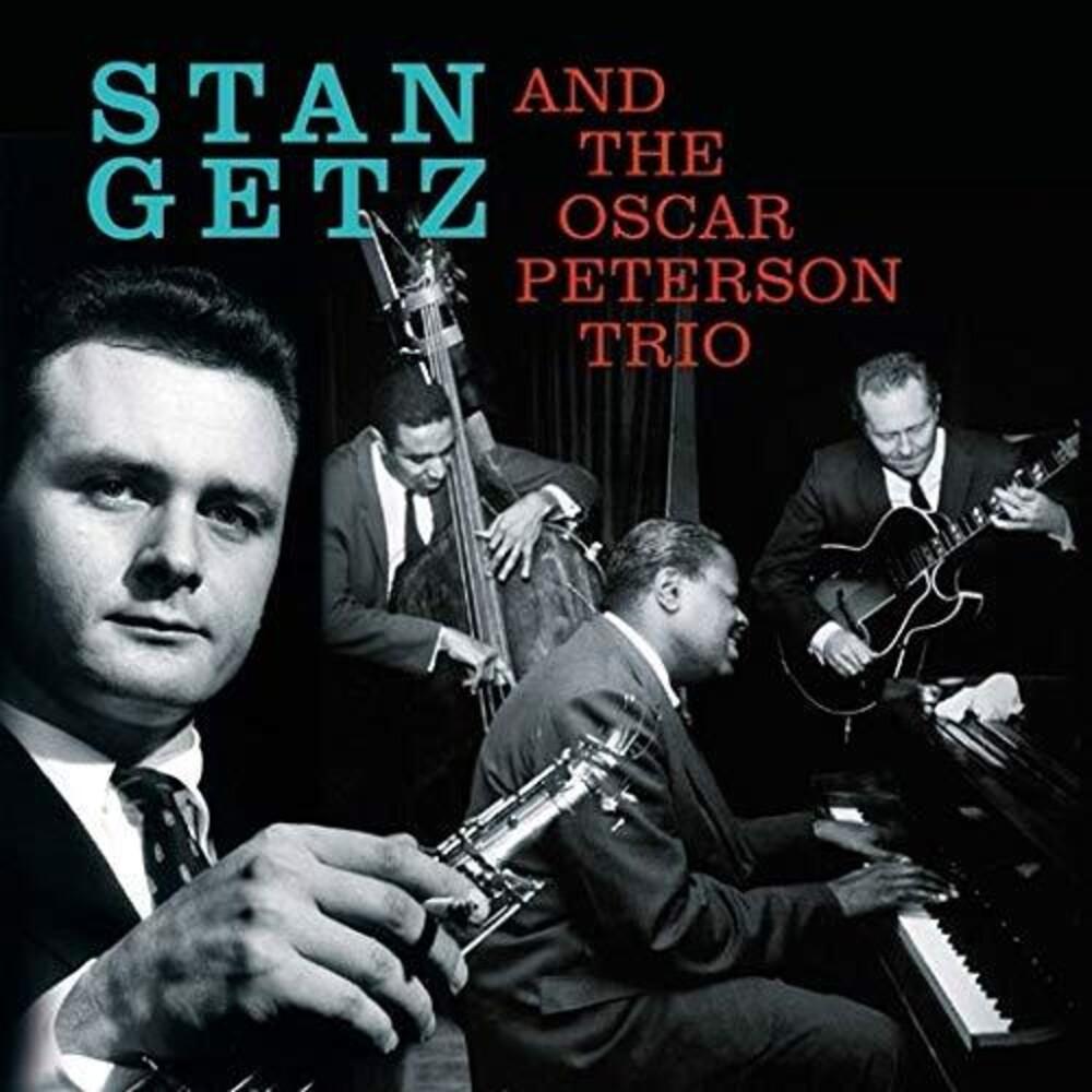 Stan Getz - Stan Getz & The Oscar Peterson Trio (Hol)